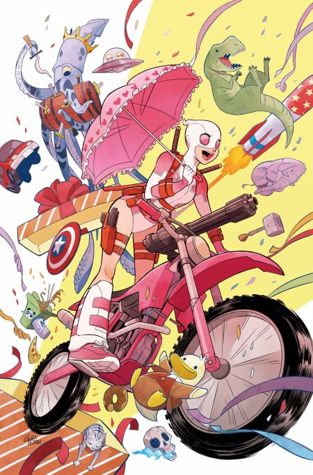 Comic - Gwenpool 1 - 2016
