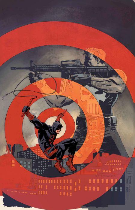 Daredevil/Punisher #1