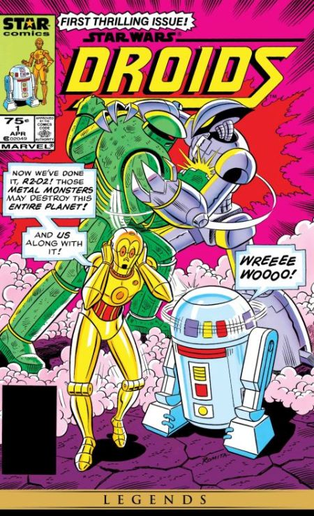 True Believers - Star Wars Droids #1