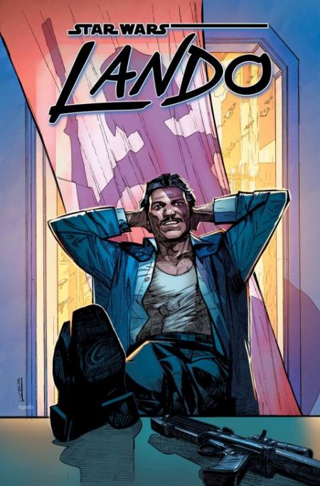 True Believers - Star Wars Lando #1