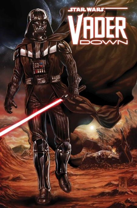 True Believers - Star Wars Vader Down #1
