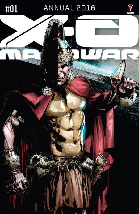 """XO Manowar"" Annual #1"
