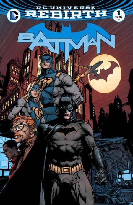 """Batman"" #1"