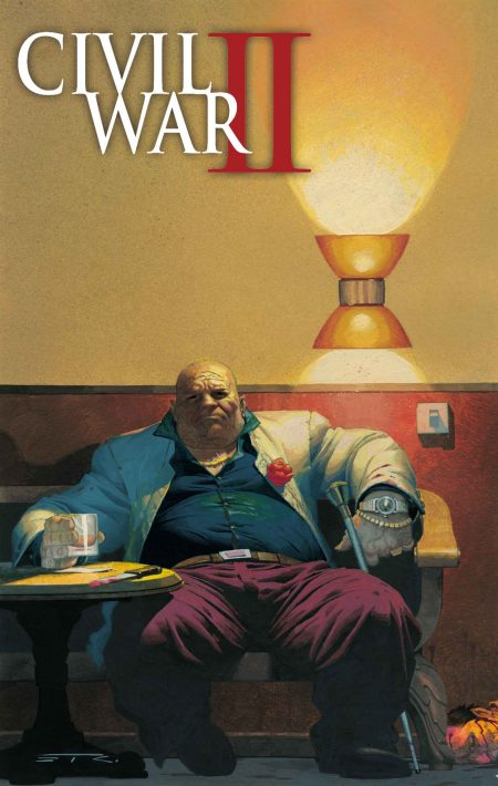 Comic - Civil War II Kingpin 1 - 2016