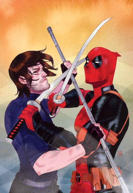 """""""Deadpool Vs Gambit"""" #1"""