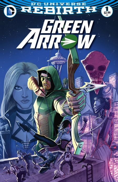 """Green Arrow"" #1"