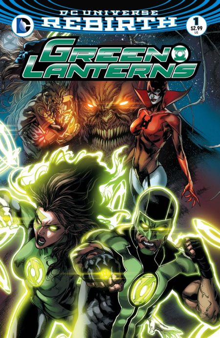 """""""Green Lanterns"""" #1"""