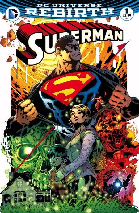 """Superman"" #1"