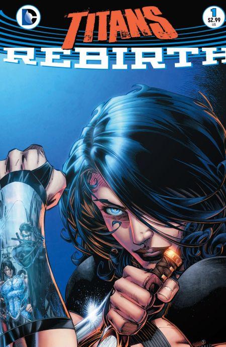 """""""Titans: Rebirth"""" #1"""