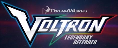 voltron: legendary defender television logo