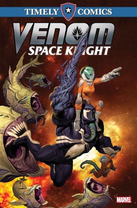 Timely Comics - Venom Space Knight