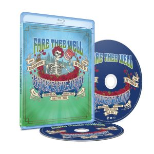 """Fare Thee Well"" [Blu-ray/CD] by The Grateful Dead"
