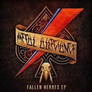 """Fallen Heroes"" by Metal Allegiance"