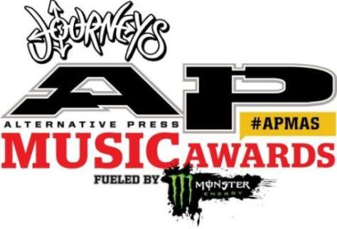 alternative press music awards logo