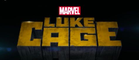 Logo - Marvel Luke Cage