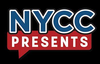 Logo - NYCC Presents
