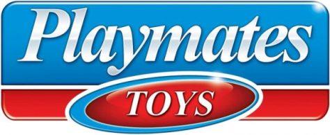 Logo - Playmates Toys