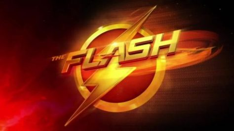 the flash tv logo