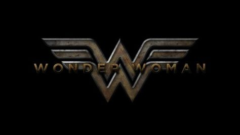 Logo - Wonder Woman - 2017