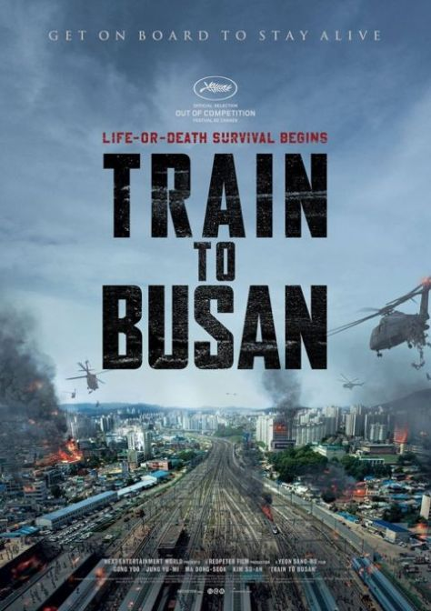 movie posters, promotional posters, next entertainment world, train to busan, train to busan posters