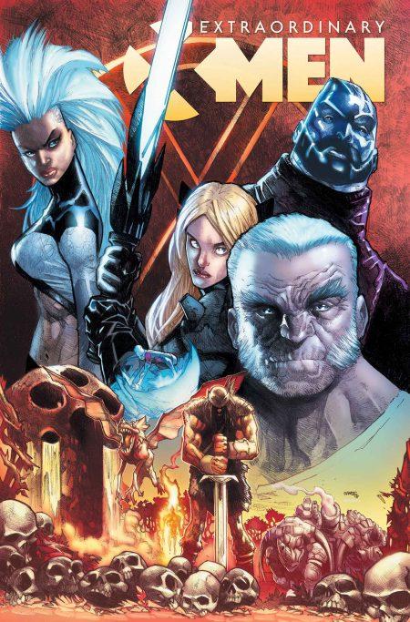 """True Believers:  Extraordinary X-Men The Burning Man"" #1"