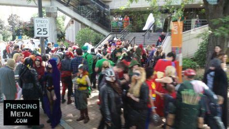 heroes and villains fan fest, heroes and villains fan fest 2016, hvff, hvff 2016