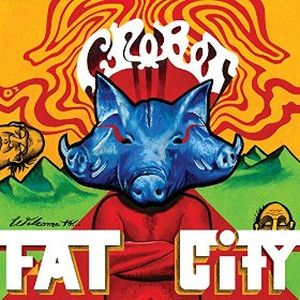 """Welcome To Fat City"" (Single) by Crobot"
