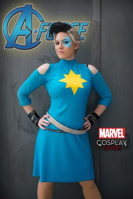marvel comics, comic book covers, cosplay variants