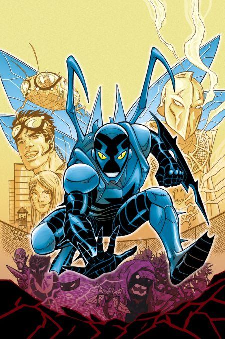 """""""Blue Beetle"""" #1"""