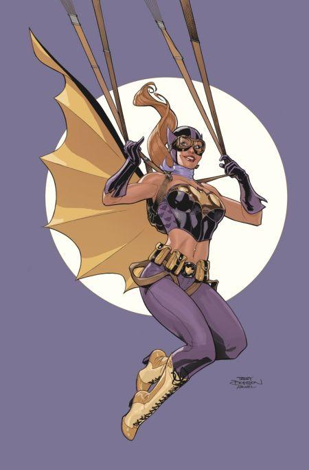 """""""DC Comics Bombshells Annual"""" #1"""