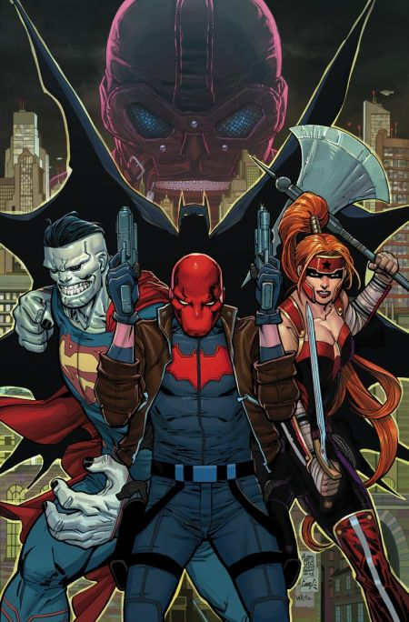 """""""Red Hood and The Outlaws"""" #1"""