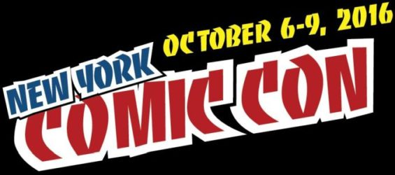Exploring NY Comic Con 2016: Day One, Part One (10/6/2016)