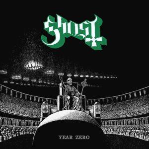 """Year Zero"" (Single) by Ghost"