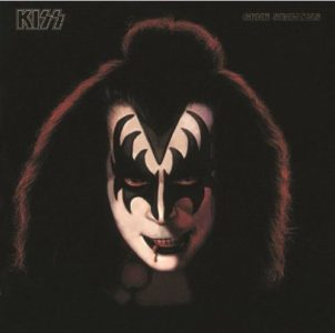 "KISS' ""Gene Simmons"" Solo Album Is 35 Years Old (1978-2013)"