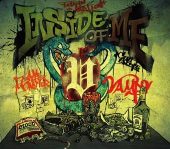 """Inside Of Me""/""Rise Or Die"" (Single) by Vamps"