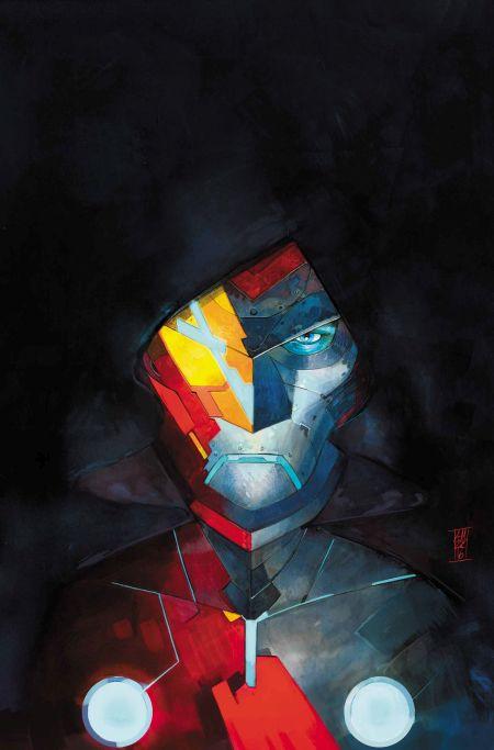 """Infamous Iron Man"" #1"