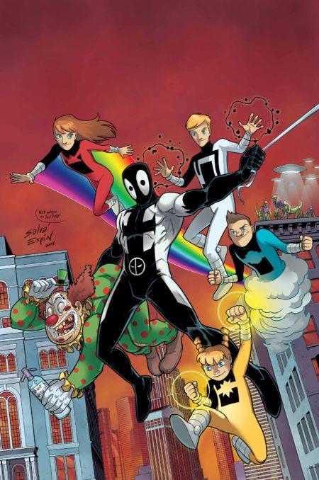 """Deadpool: Back In Black"" #2"