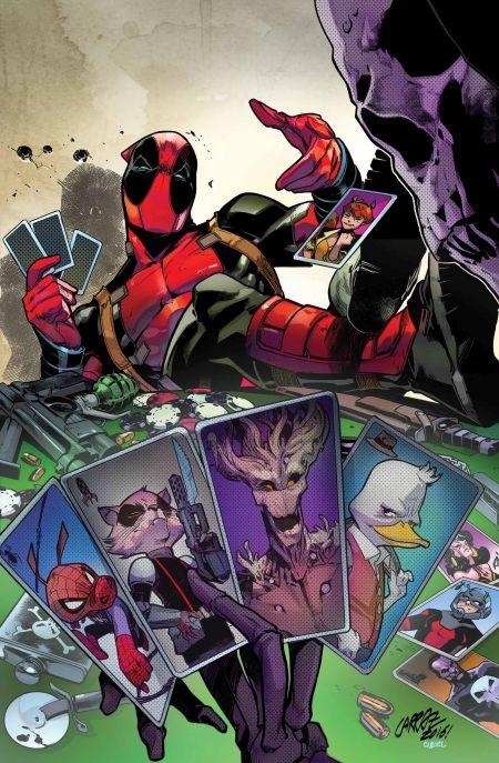 """""""Deadpool: Too Soon"""" #1"""