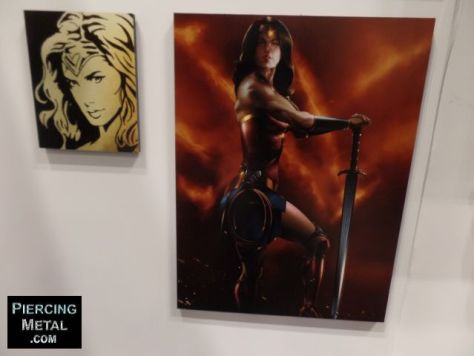 ny comic con 2016, nycc 2016, wonder woman, the art of wonder