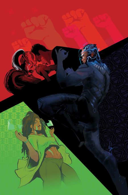 """Black Panther: World Of Wakanda"" #1"