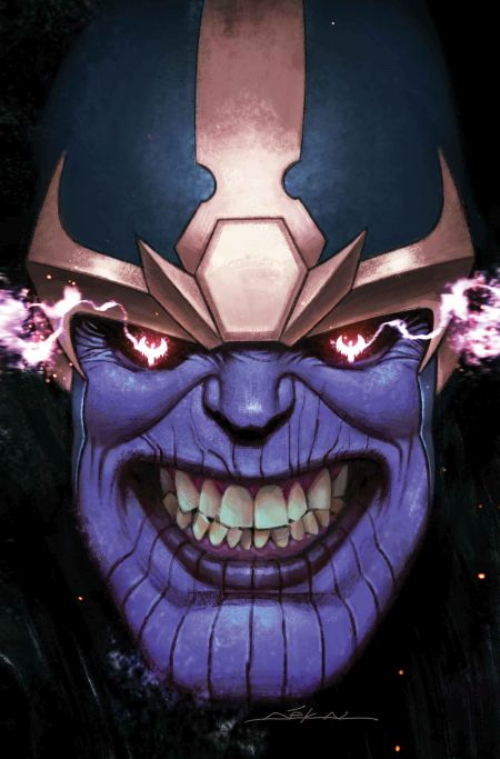 """Thanos"" #1"