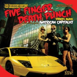 """Under And Over It"" (Single) by Five Finger Death Punch"