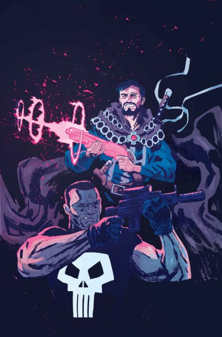 """Dr. Strange/Punisher: Magic Bullets"" #1"