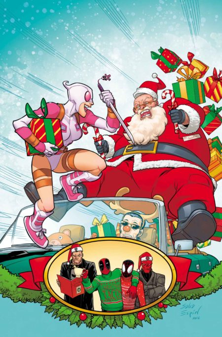 """""""Gwenpool Holiday Special"""" #1"""