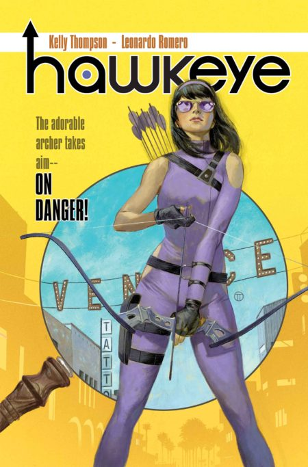 """""""Hawkeye"""" #1"""