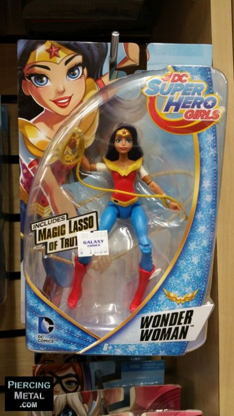 dc superhero girls, dc comics action figures