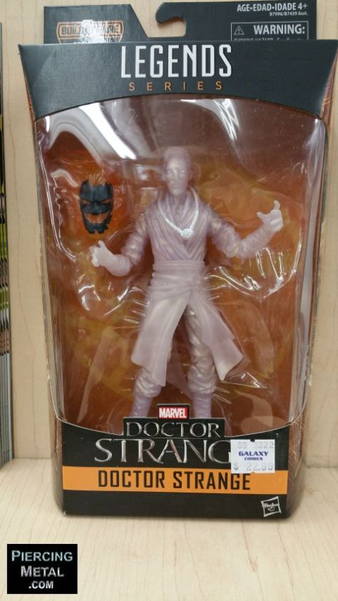 marvel comics action figures, marvel legends series, doctor strange action figures, build-a-figure, hasbro toys