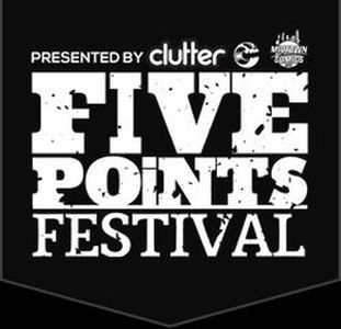 Presenting The Five Points Festival 2017