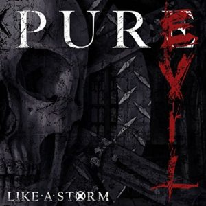 """Pure Evil"" (Single) by Like A Storm"