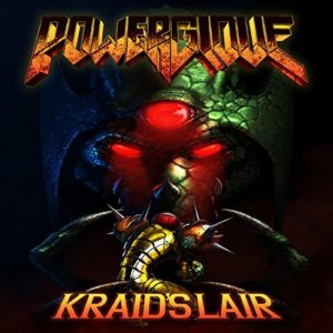 """Kraid's Lair"" (Single) by Powerglove"